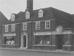 Eastwell House   Tenterden Archive
