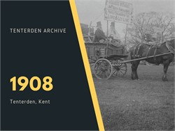 Tenterden Archive - Year 1908