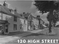Tenterden Archive - 120 High Street