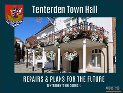 Tenterden Town Hall Video - Repairs needed and Plans for the future