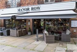 Manor Row Interiors preview evening
