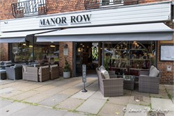 Manor Row Interiors preview evening
