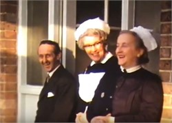West View Hospital 1956-1970 - Bill Parsons Film Archive