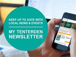 Subscribe to our Newsletter   Tenterden Kent