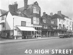 Tenterden Archive - 40 High Street