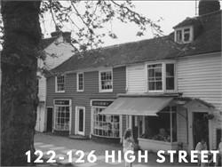 Tenterden Archive - 124 High Street