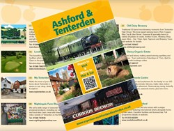 Ashford and Tenterden Tourism Association Brochure 2017