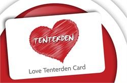 Love Tenterden Card Christmas 2016