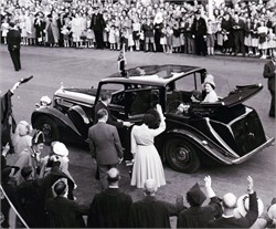 Tenterden Royal Visits and Royal Events from the Archive