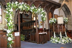 Photos St Mildreds Church Flower Festival 2019